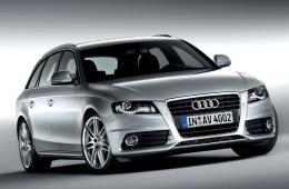 AUDI A4 Avant (8K5, B8) 2.0 TFSI flexible fuel